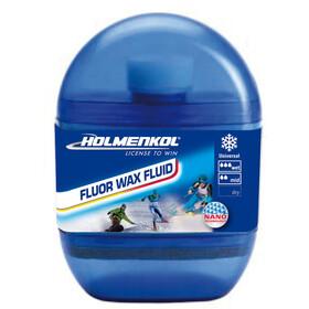 Holmenkol Fluor Wax 75ml niebieski